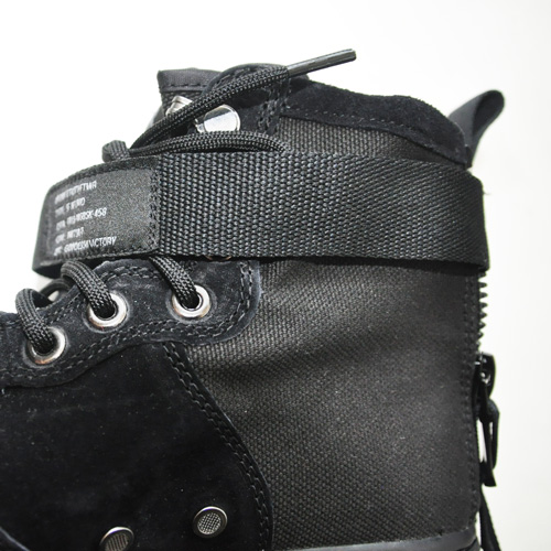 NIKE/ナイキ SPECIAL FIELD AIR FORCE 1 MID BLACK - 5