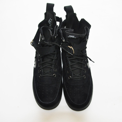NIKE/ナイキ SPECIAL FIELD AIR FORCE 1 MID BLACK