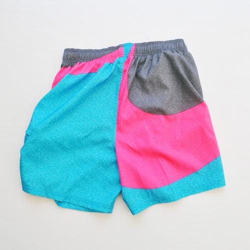 NIKE / ナイキ カラー切り返し Swim Shorts TYPE 2 海外限定モデル-2