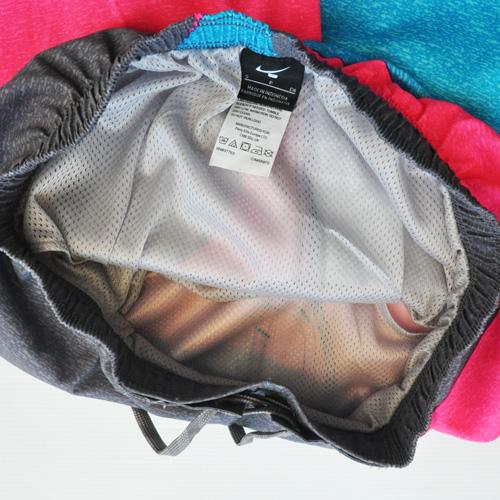 NIKE / ナイキ カラー切り返し Swim Shorts TYPE 2 海外限定モデル - 3