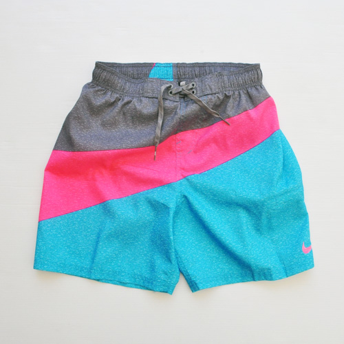 NIKE / ナイキ カラー切り返し Swim Shorts TYPE 2 海外限定モデル
