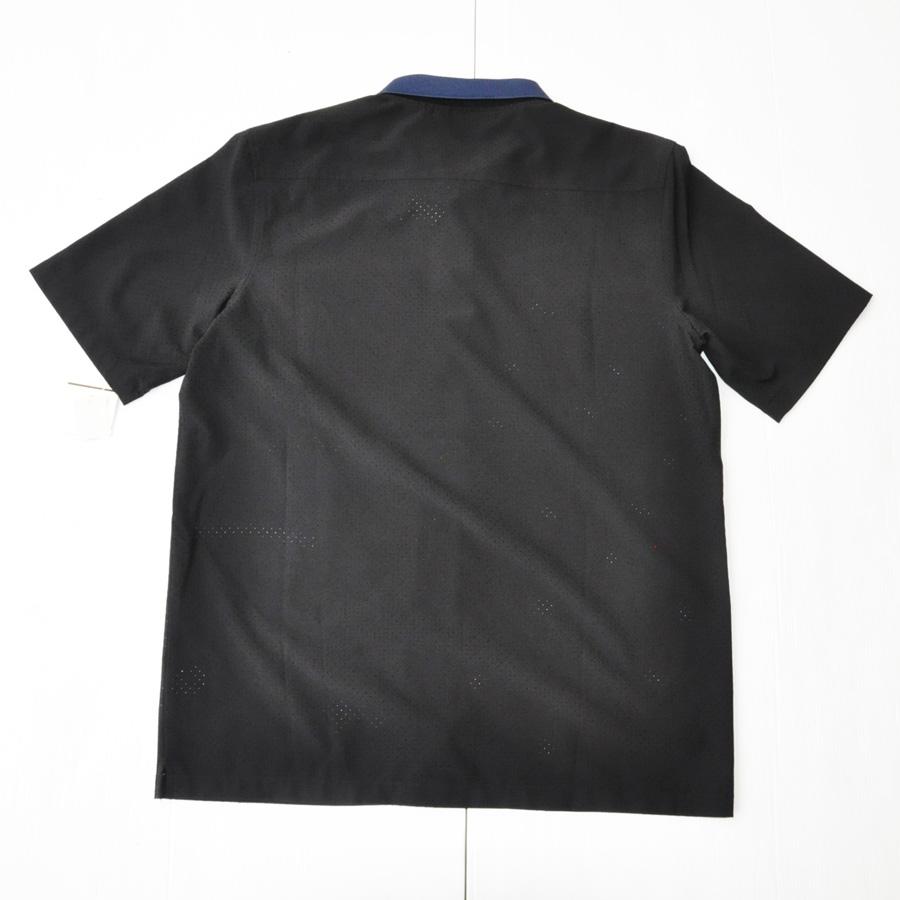 WOOD WOOD/ ウッドウッド WOOD WOOD×CHAMPION ボーリング半袖シャツ-2