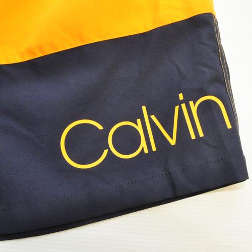 Calvin Klein / カルバンクライン カラー切り返しSwim Shorts / SIZE S~XXL-5