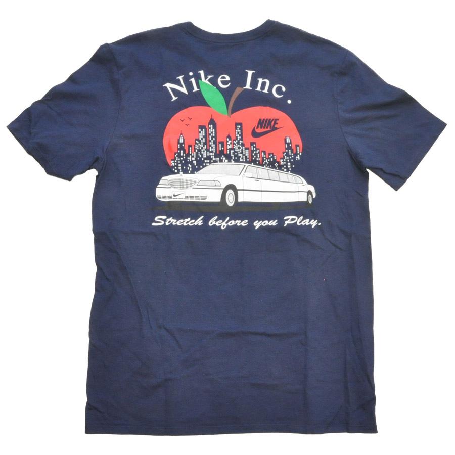 NIKE/ナイキ NY BIG APPLE NIKE INC TEE BIG SIZE US限定モデル