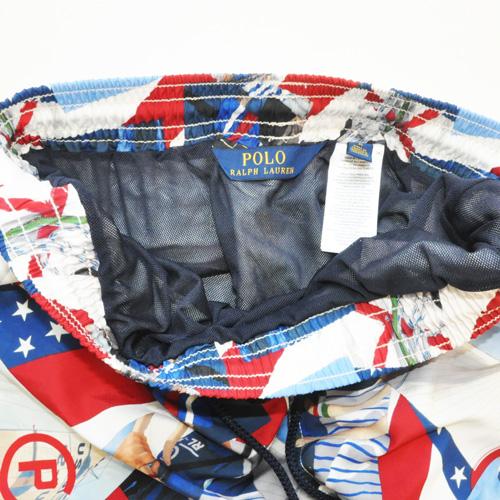 POLO RALPH LAUREN/ポロ ラルフローレン PRL-92 AMERICA'S CUP Swim Shorts-2