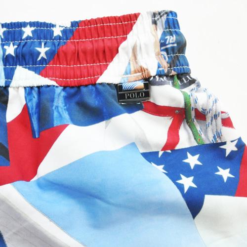 POLO RALPH LAUREN/ポロ ラルフローレン PRL-92 AMERICA'S CUP Swim Shorts-3