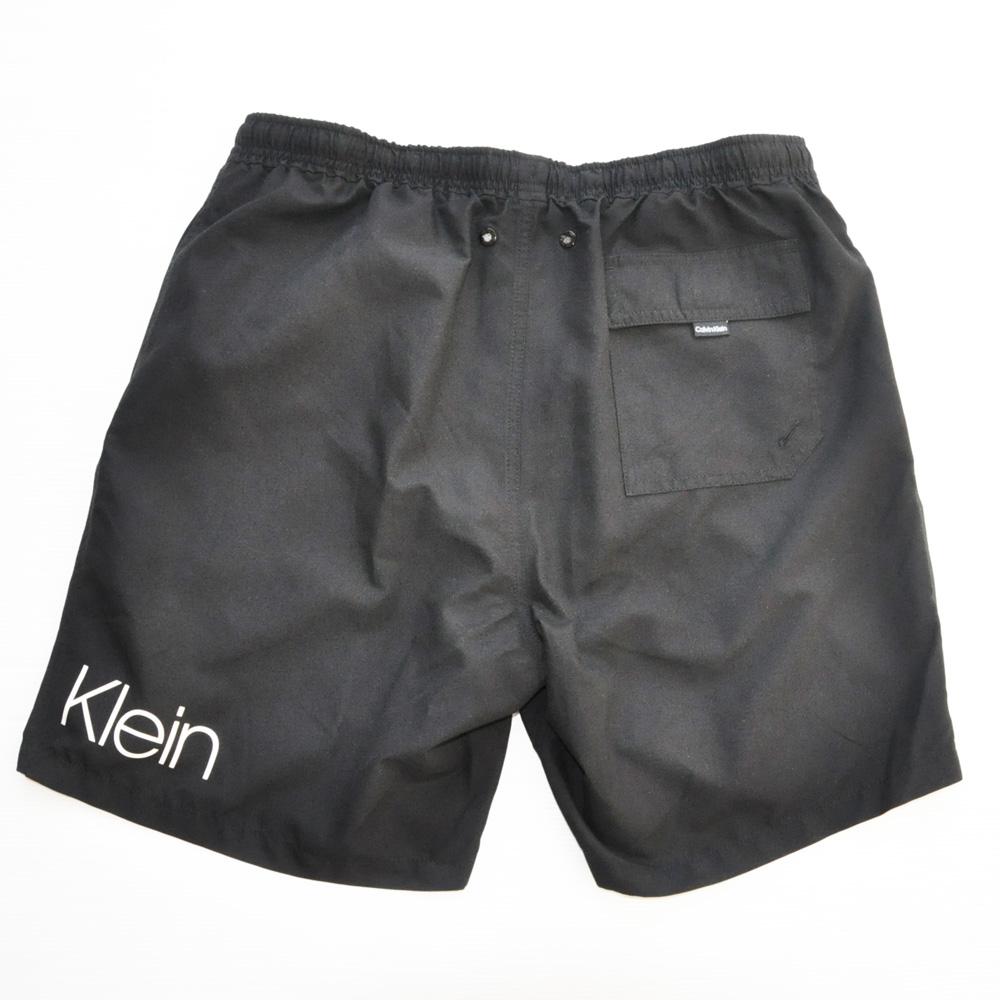 Calvin Klein/カルバンクライン Calvin Klein プリントSwim Shorts ブラック-2