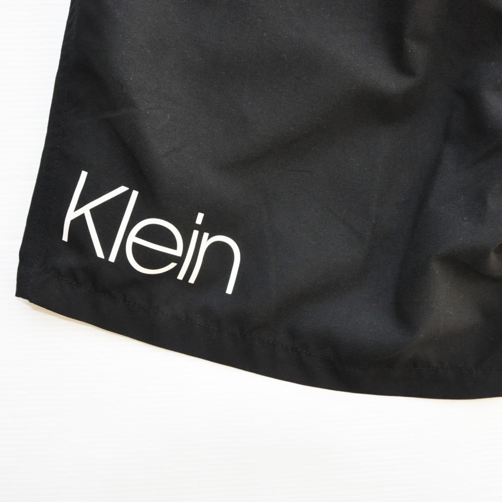 Calvin Klein/カルバンクライン Calvin Klein プリントSwim Shorts ブラック-6