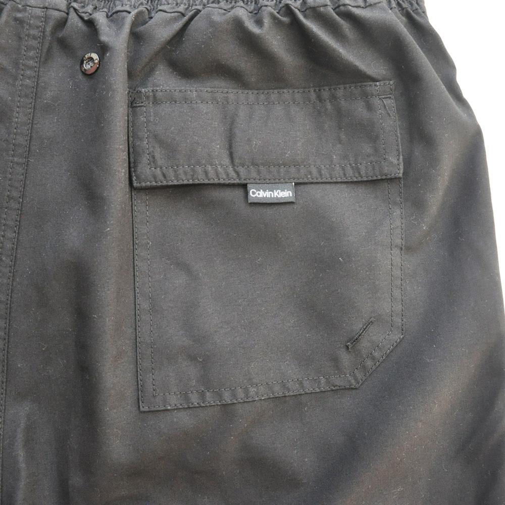 Calvin Klein/カルバンクライン Calvin Klein プリントSwim Shorts ブラック-7