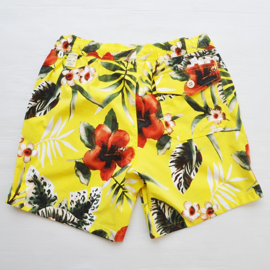 J.CREW/ジェイクルー ビンテージアロハ Swim Shorts-2