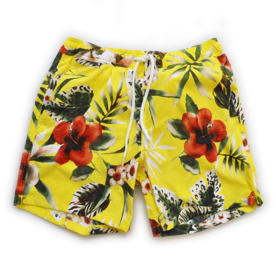 J.CREW/ジェイクルー ビンテージアロハ Swim Shorts