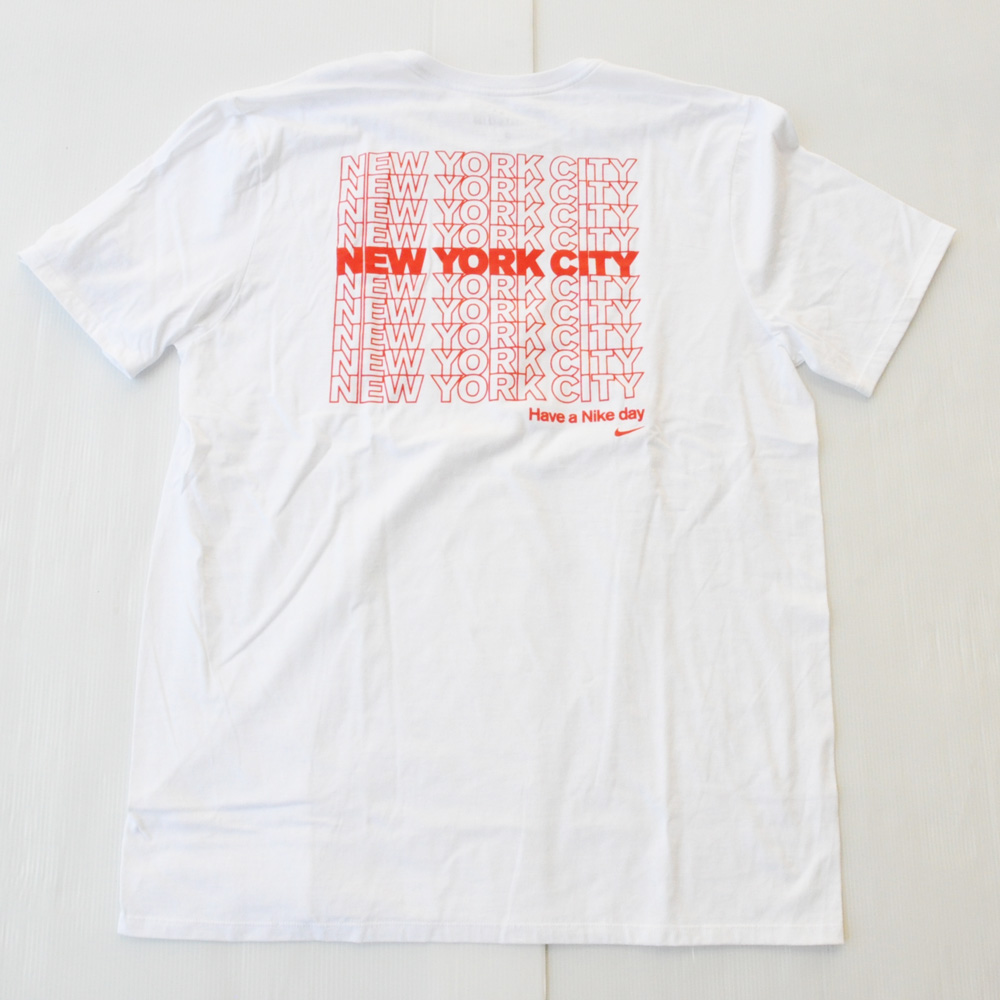 NIKE/ナイキ NEW YORK CITY TEE BIG SIZE NY限定モデル