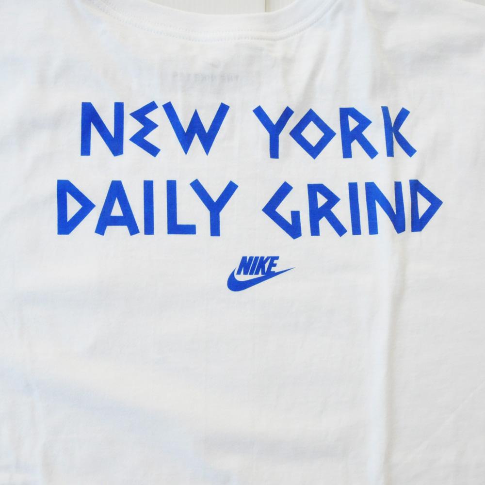 NIKE/ナイキ NEW YORK DAILY GRIND TEE BIG SIZE NY限定モデル-5