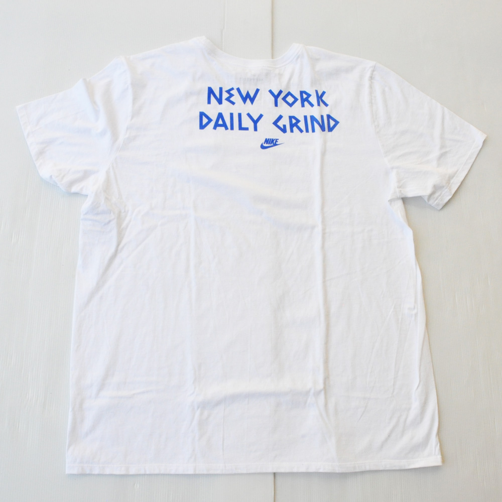 NIKE/ナイキ NEW YORK DAILY GRIND TEE BIG SIZE NY限定モデル