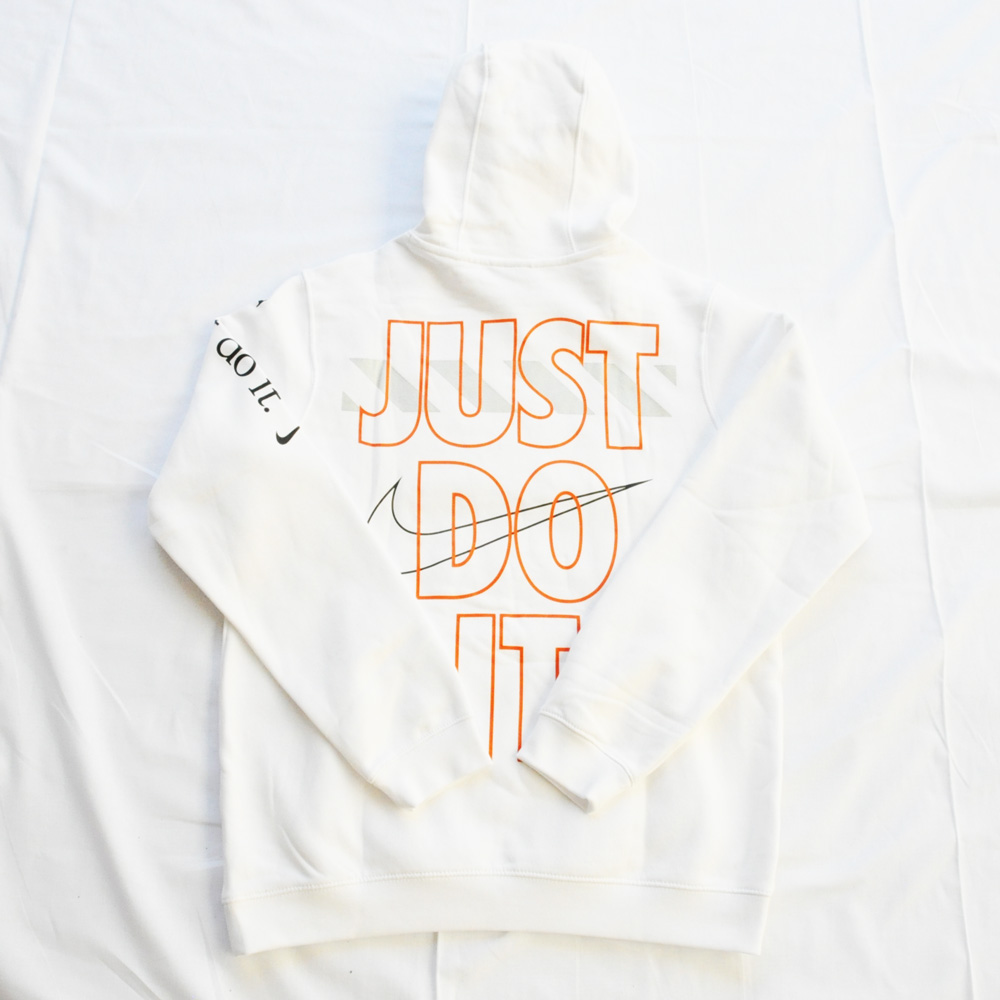 NIKE/ナイキ JUST DO IT PULLOVER HOODIE 海外限定モデル S~XL-2