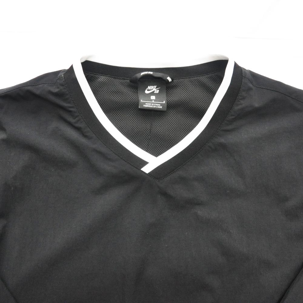 NIKE SB/ナイキエスビー ナイロンゲームシャツ プルオーバー BIG SIZE-3