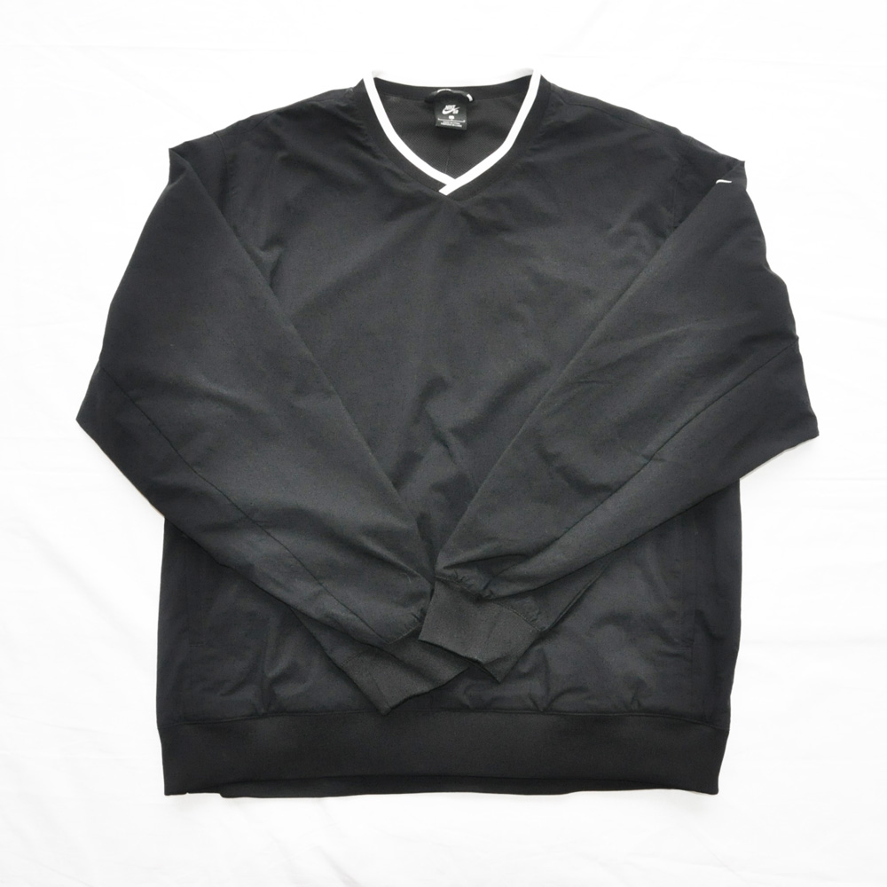 NIKE SB/ナイキエスビー ナイロンゲームシャツ プルオーバー BIG SIZE