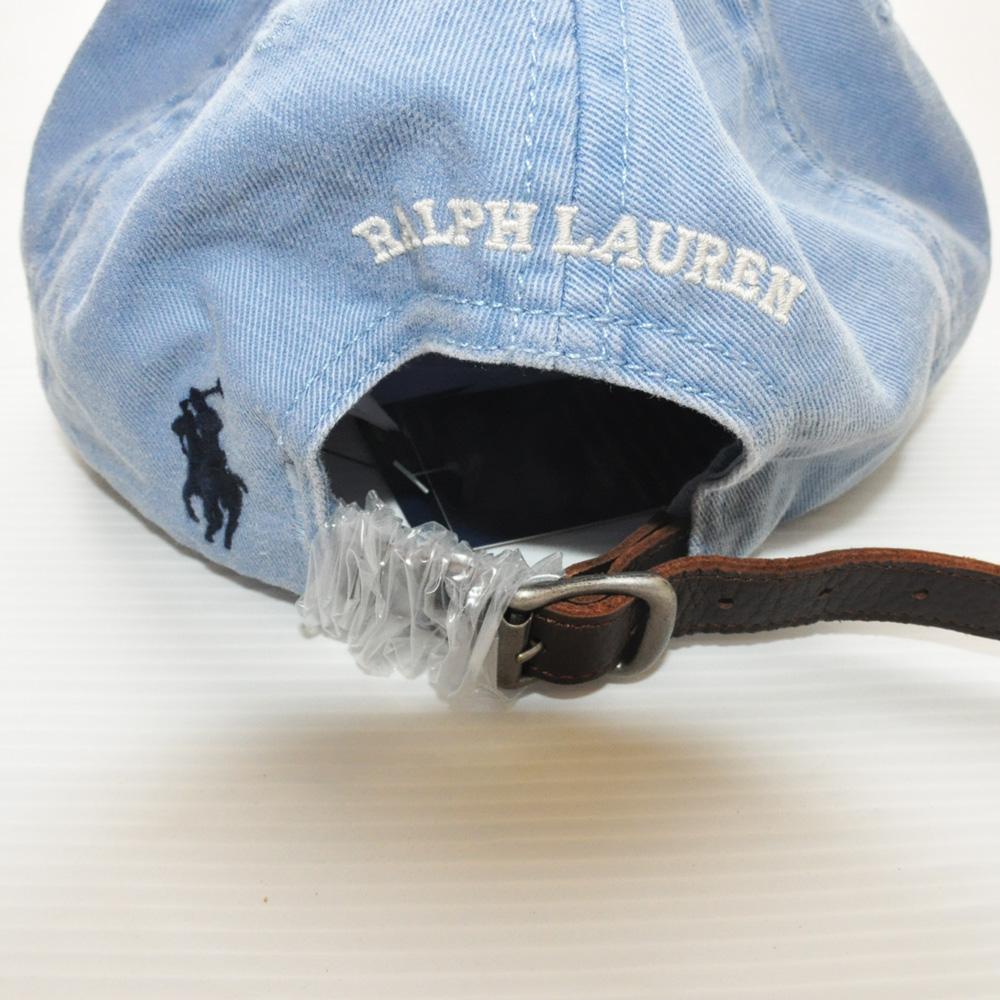 POLO RALPH LAUREN /ポロ ラルフローレン POLO 1992 ロゴキャップ -3