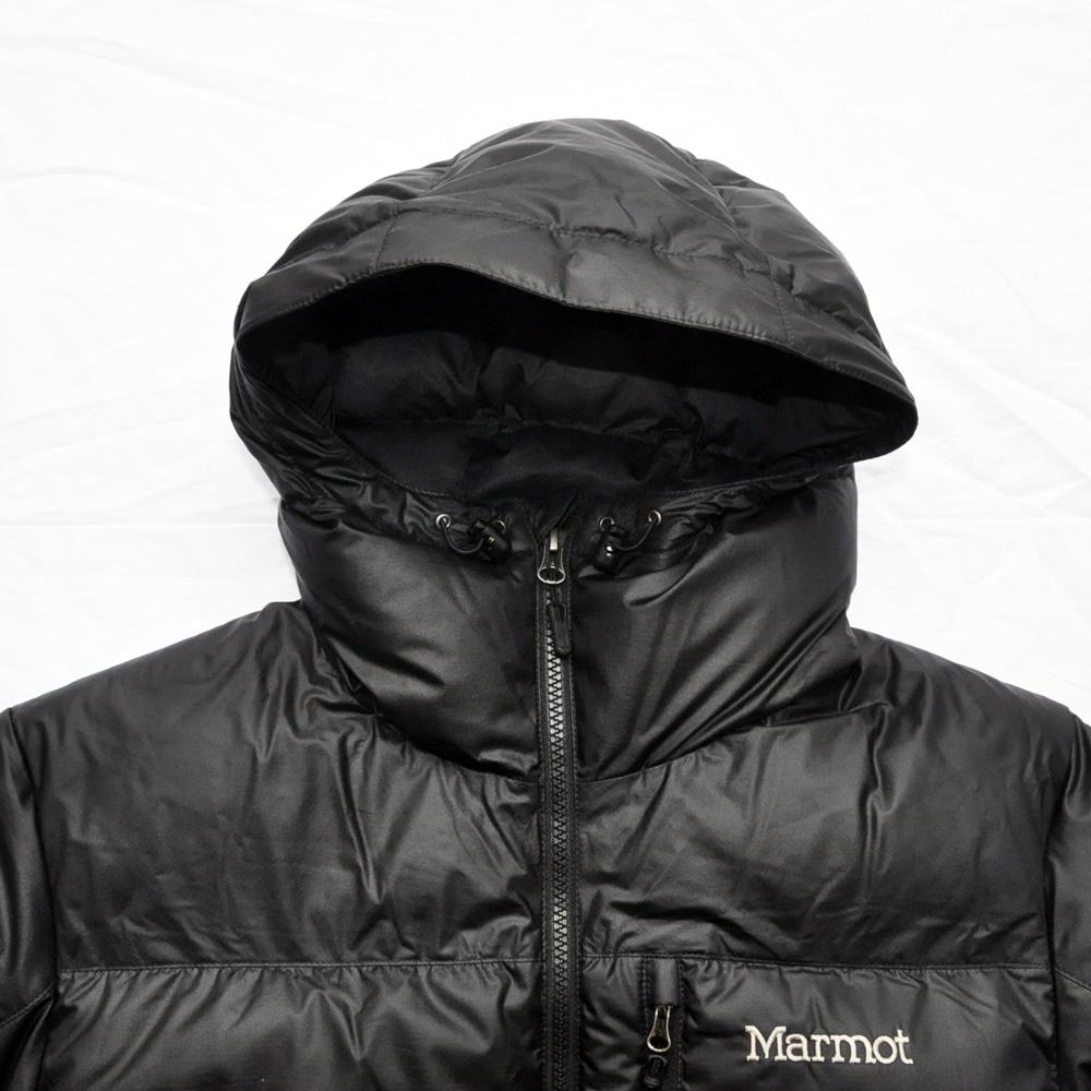 MARMOT/マーモット 700FILL ダウンジャケット ブラック BIG SIZE-3