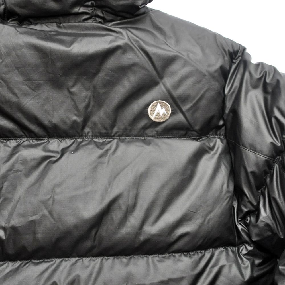 MARMOT/マーモット 700FILL ダウンジャケット ブラック BIG SIZE-4