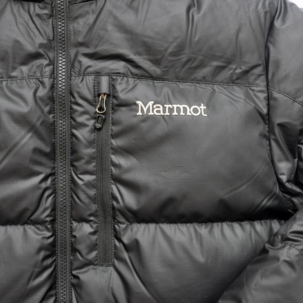 MARMOT/マーモット 700FILL ダウンジャケット ブラック BIG SIZE-6