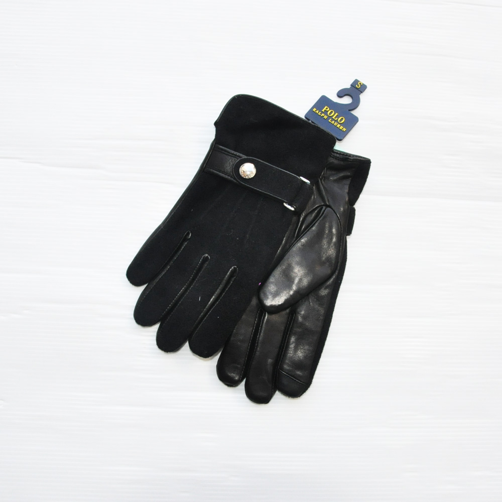 POLO RALPH LAUREN/ポロラルフローレン 3M Thinsulate Leather gloves
