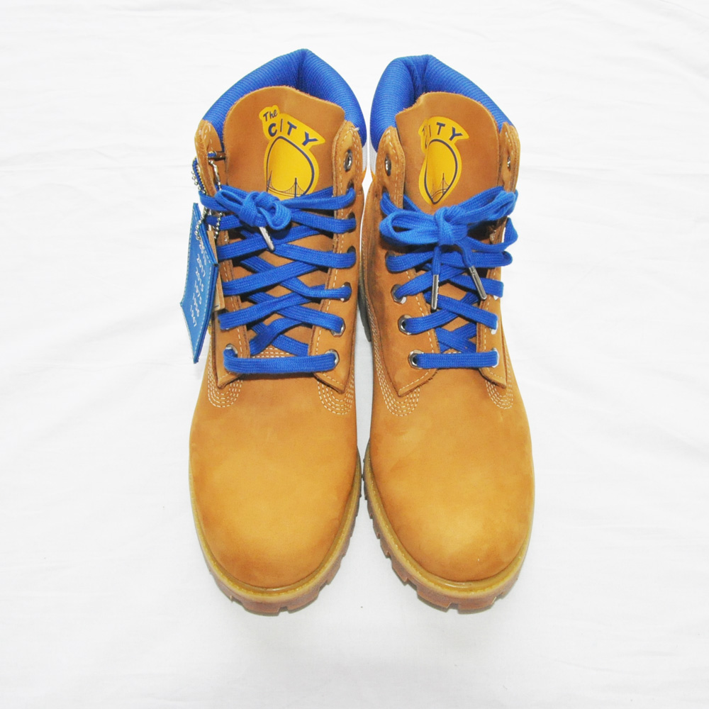 TIMBERLAND/ティンバーランド Timberland 6inch Boot/ Mitchell&Ness Golden State Warriors-2