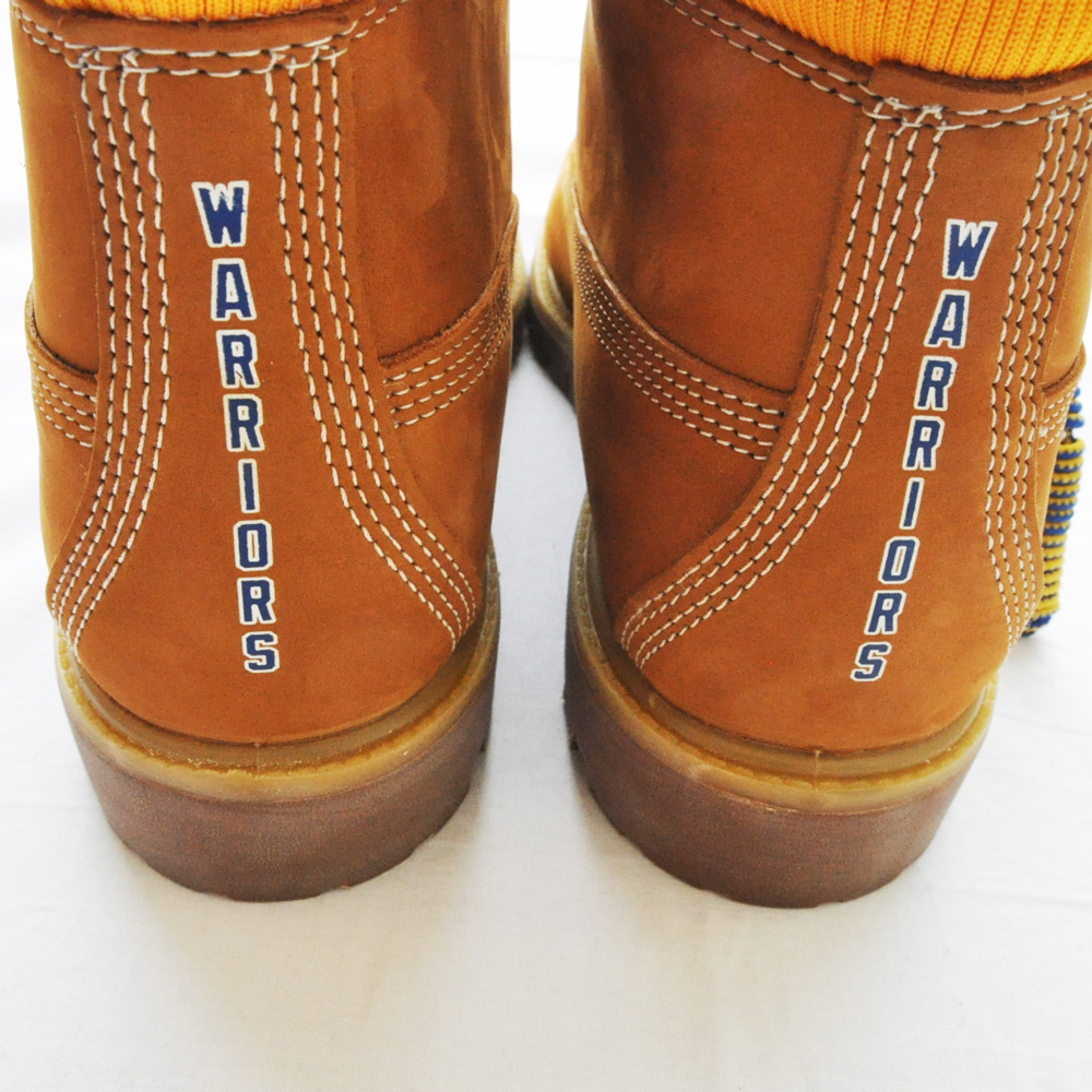 TIMBERLAND/ティンバーランド Timberland 6inch Boot/ Mitchell&Ness Golden State Warriors-3