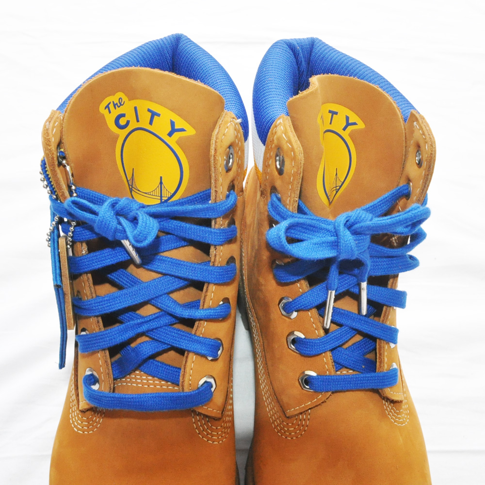 TIMBERLAND/ティンバーランド Timberland 6inch Boot/ Mitchell&Ness Golden State Warriors-5