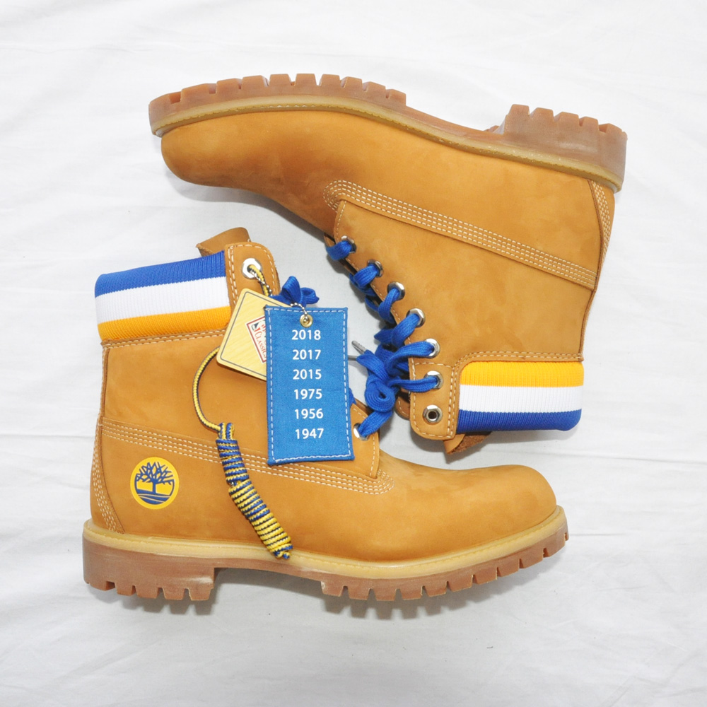 TIMBERLAND/ティンバーランド Timberland 6inch Boot/ Mitchell&Ness Golden State Warriors