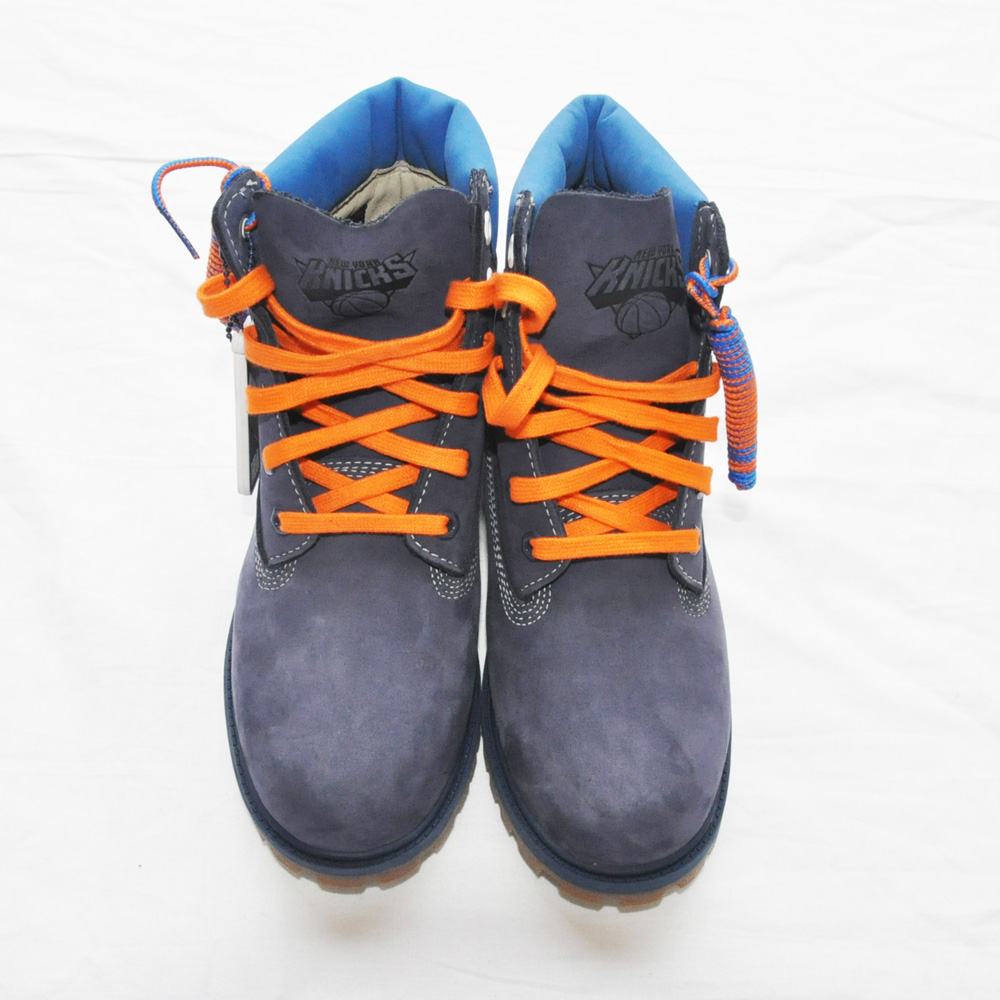 TIMBERLAND/ティンバーランド  6 inch Boot NBA New York Knicks (woman)-2