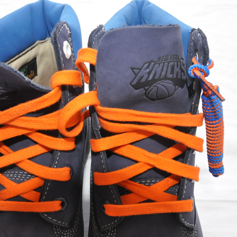 TIMBERLAND/ティンバーランド  6 inch Boot NBA New York Knicks (woman)-3