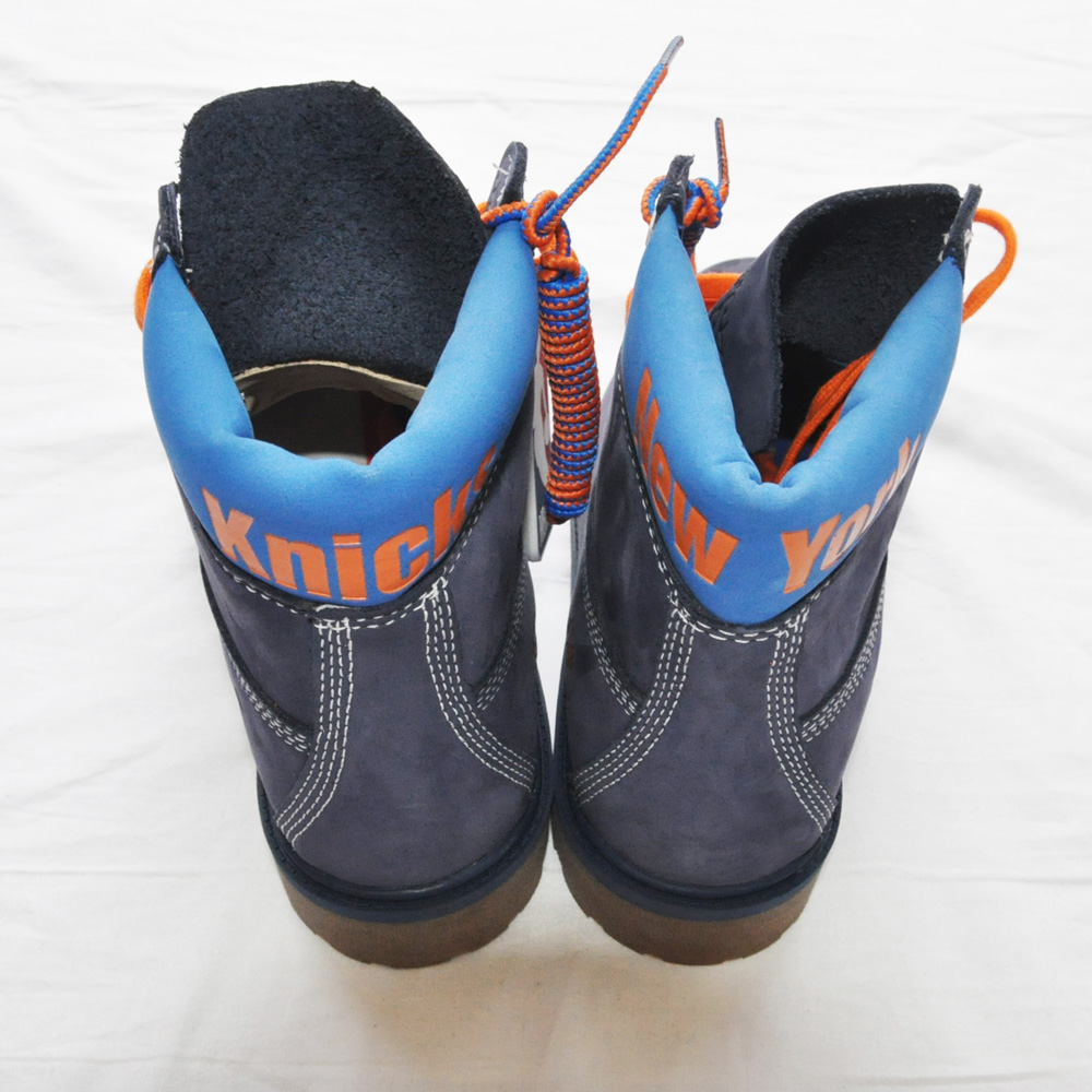 TIMBERLAND/ティンバーランド  6 inch Boot NBA New York Knicks (woman)-4