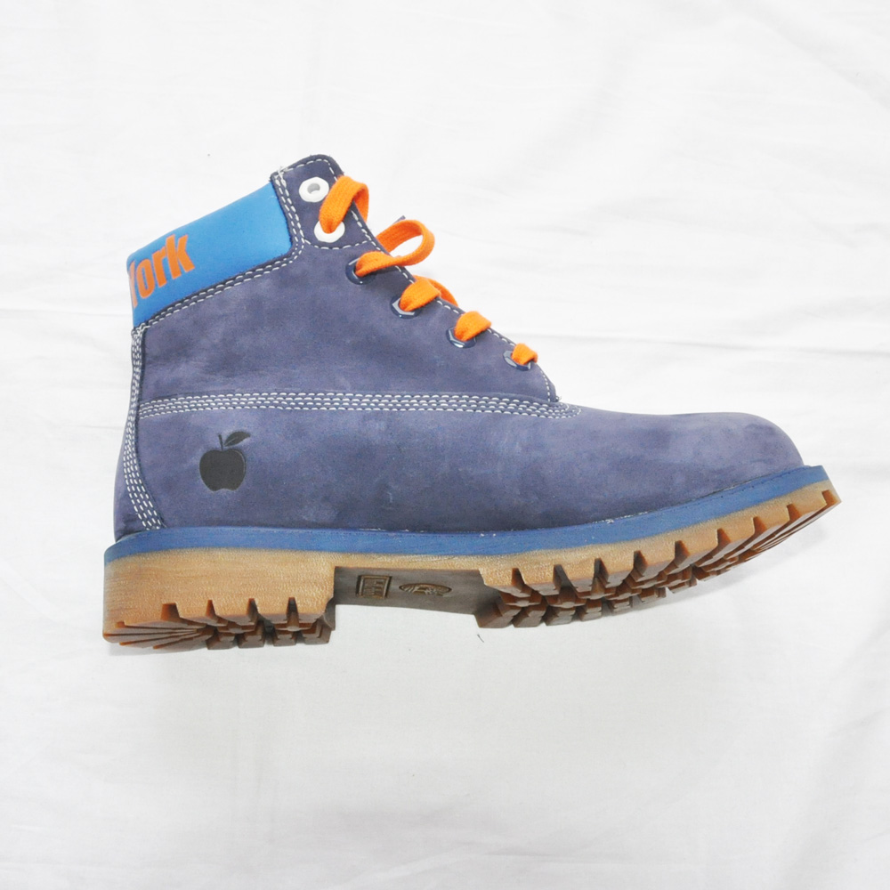 TIMBERLAND/ティンバーランド  6 inch Boot NBA New York Knicks (woman)-6