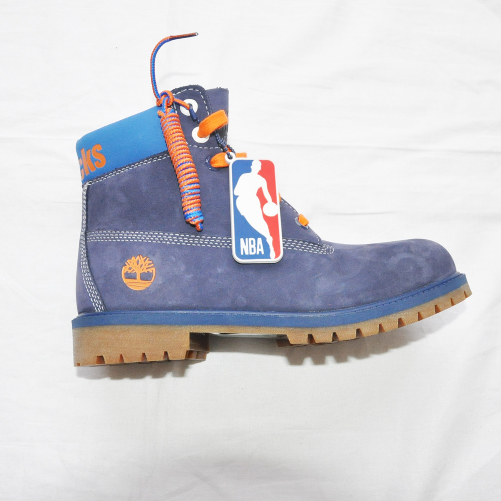 TIMBERLAND/ティンバーランド  6 inch Boot NBA New York Knicks (woman)-7