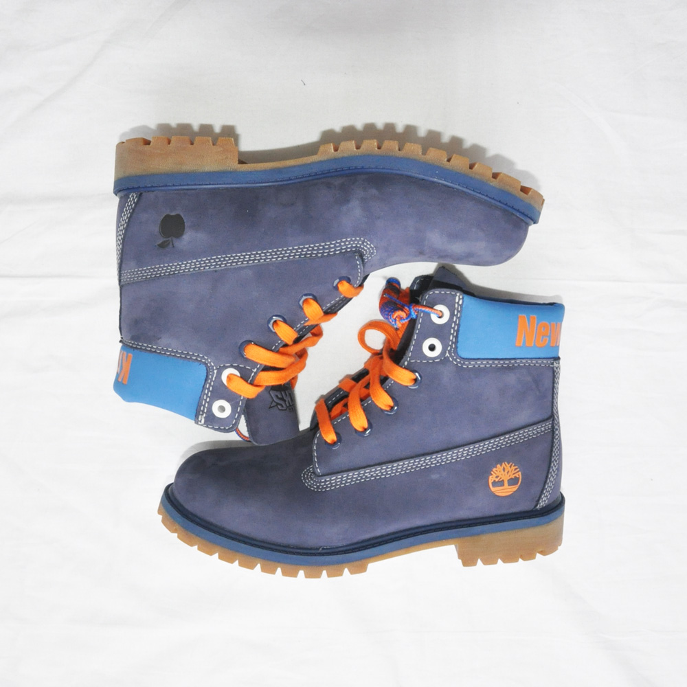 TIMBERLAND/ティンバーランド  6 inch Boot NBA New York Knicks (woman)