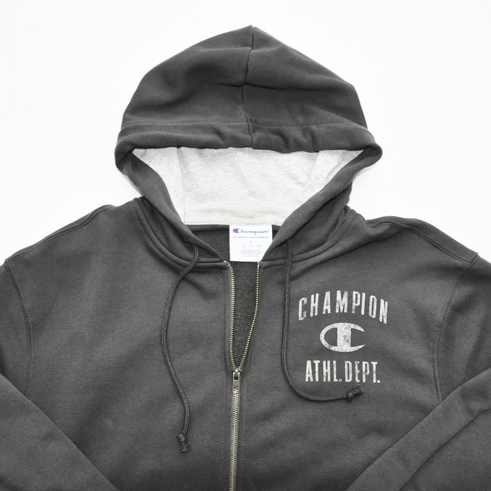 CHAMPION/チャンピオン AUTHENTIC フルジップ フードパーカー-3