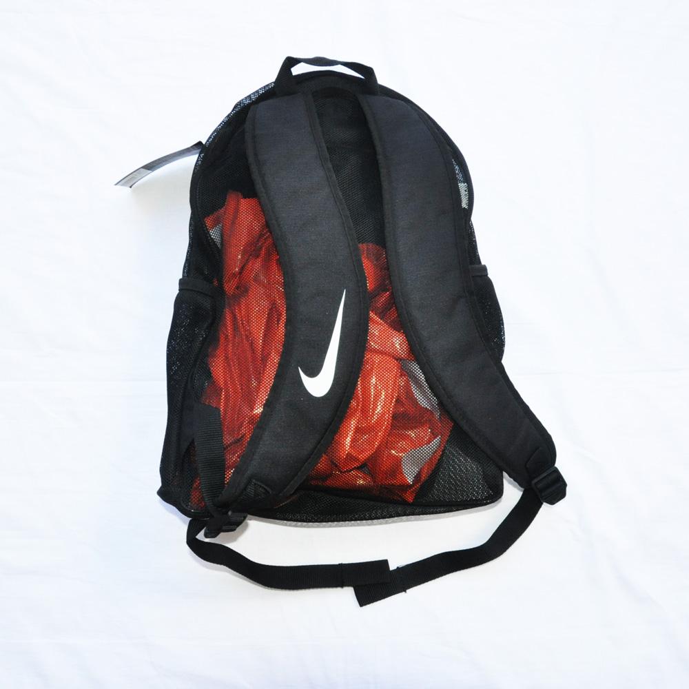 NIKE/ナイキ MESH BRASILIA BACK PACK BAG ブラック-2