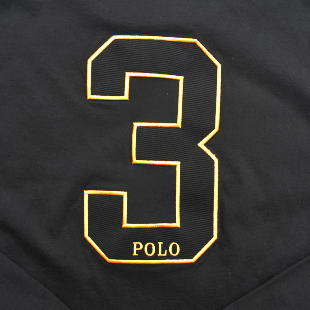 POLO RALPH LAUREN/ポロ ラルフローレン 刺繍プリントロングスリーブTシャツ-5