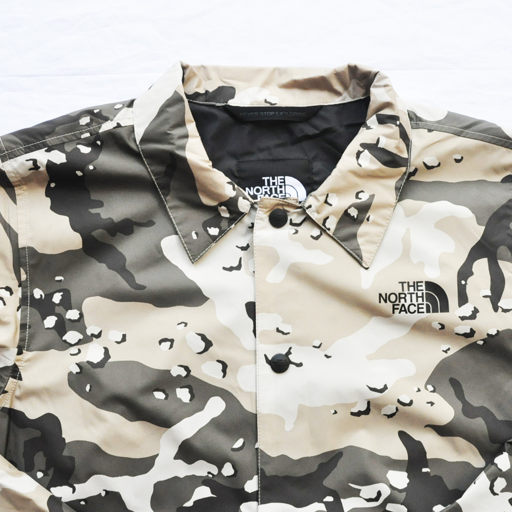 THE NORTH FACE / ザノースフェイス カモフラ柄 COUPE STANDARD FIT コーチジャケット 海外モデル-3