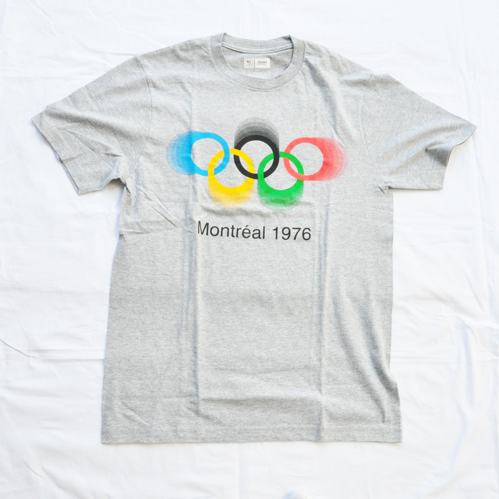 OLD NAVY/オールドネイビー OLYMPIC COMMIT MONTREAL 1976 半袖Tシャツ