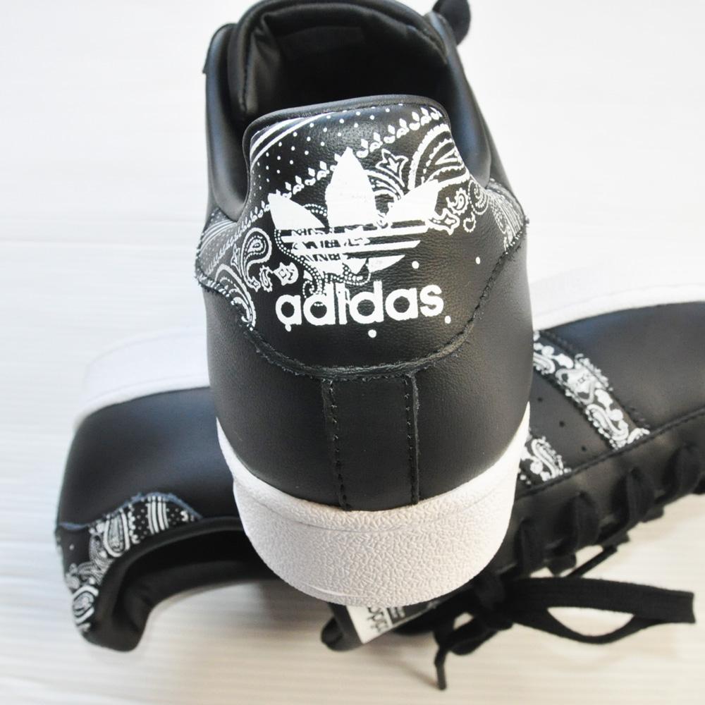 adidas ORIGINALS SUPERSTAR ペイズリー柄 日本未発売-4