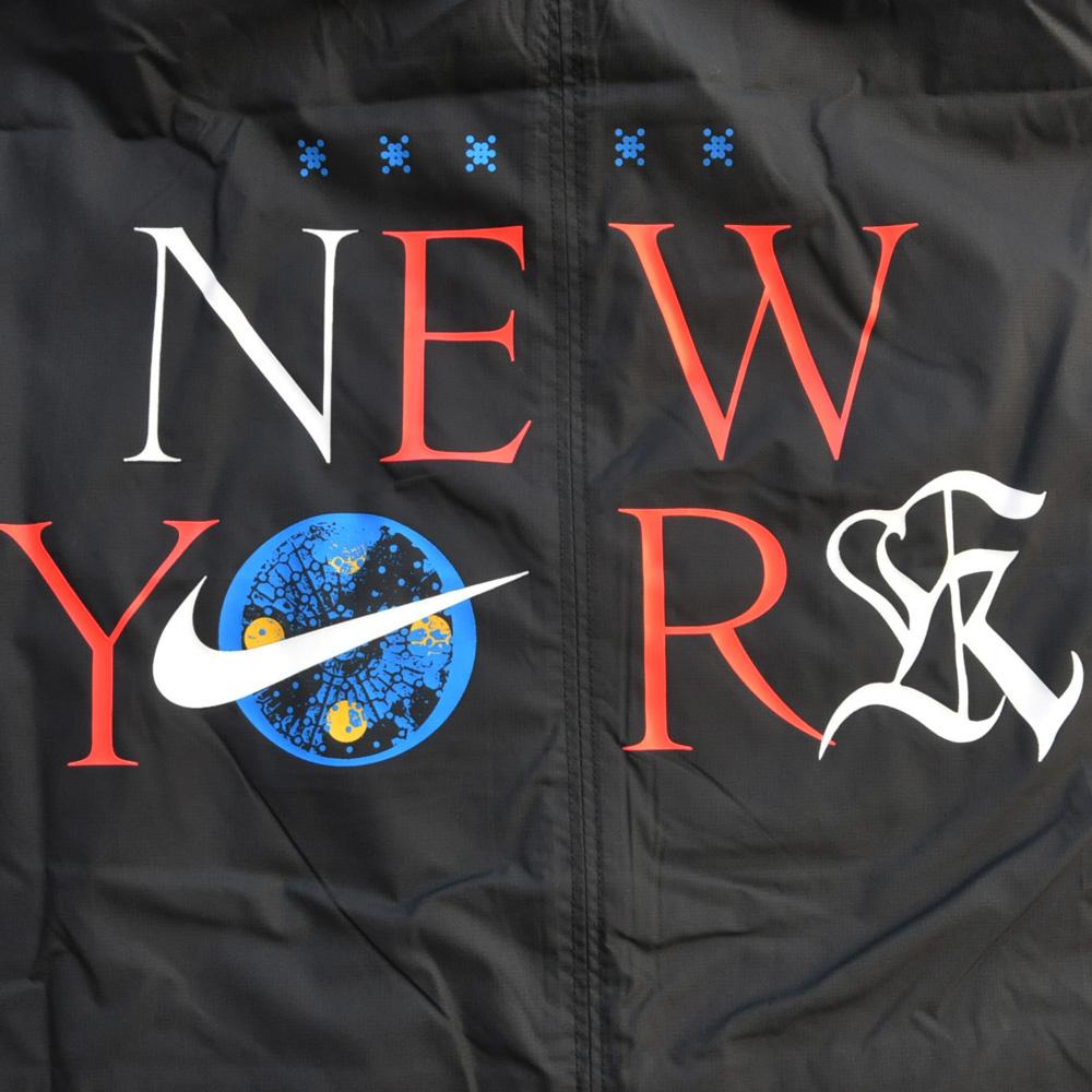 NIKE/ナイキ NYC PACKABLE ナイロンジャケット NYC限定モデル-3