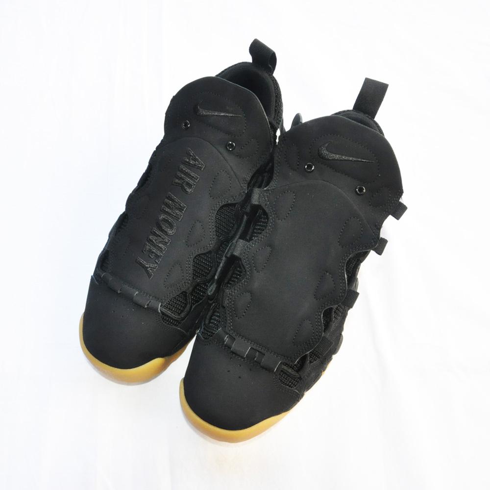 NIKE/ナイキ AIR MORE MONEY BLACK-3