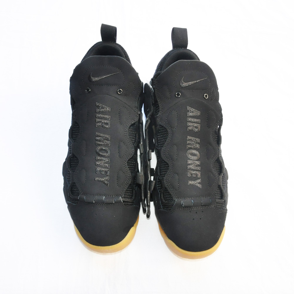 NIKE/ナイキ AIR MORE MONEY BLACK