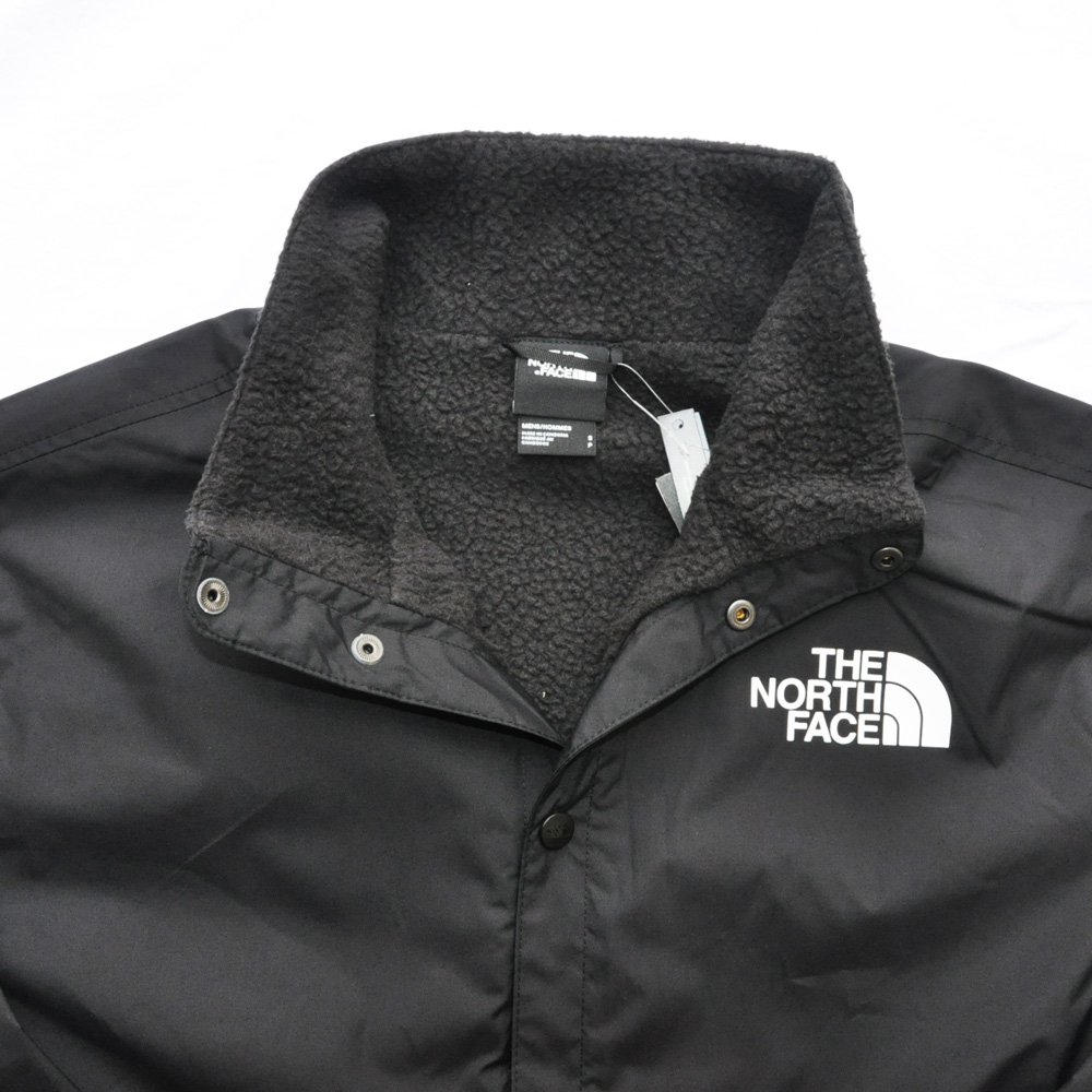 THE NORTH FACE/ザノースフェイス WIND WALL 裏ボア 厚手コーチジャケット SIZE S.XL-4