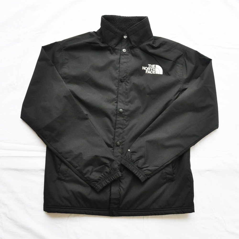 THE NORTH FACE/ザノースフェイス WIND WALL 裏ボア 厚手コーチジャケット SIZE S.XL