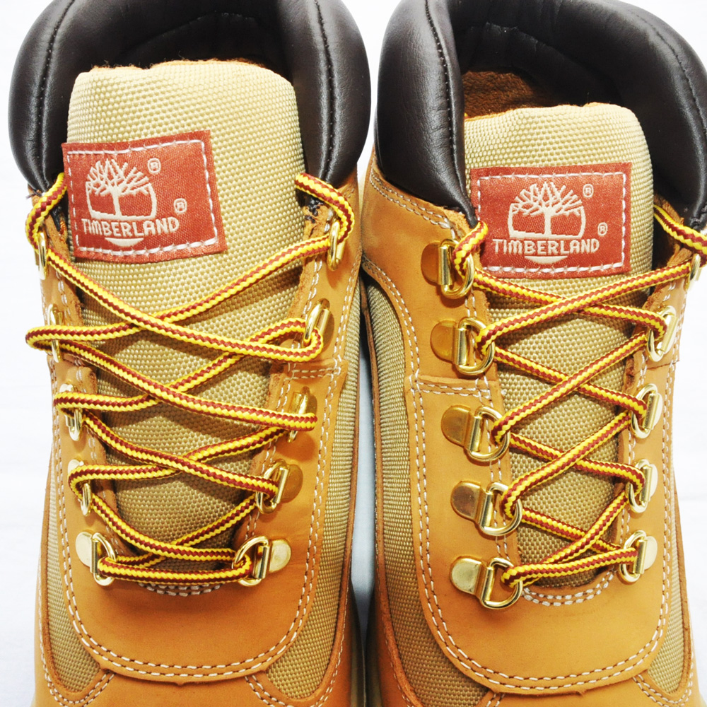 TIMBERLAND/ ティンバーランド FIELD BOOT CHEDDAR CHEESE-4