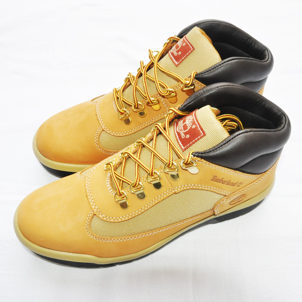 TIMBERLAND/ ティンバーランド FIELD BOOT CHEDDAR CHEESE-5