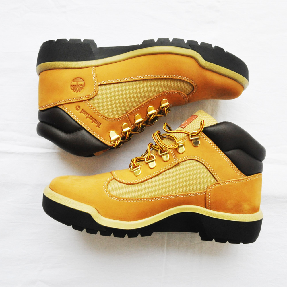 TIMBERLAND/ ティンバーランド FIELD BOOT CHEDDAR CHEESE